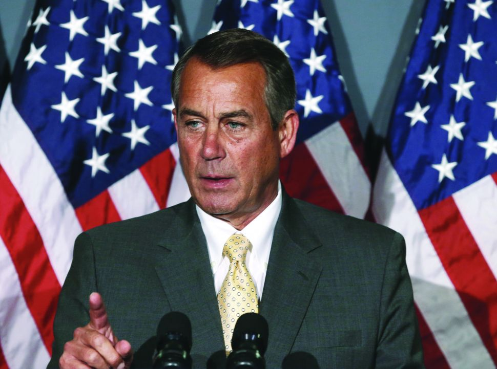 John Boehner's Resignation Means a 'Victory for the Crazies'