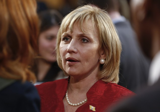 Guadagno Takes Lead in Public Matching Funds