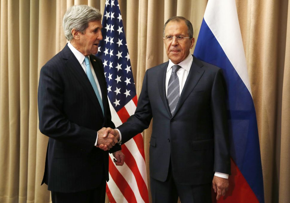 John Kerry Advised Russian Foreign Minister 'Just Ignore Obama'
