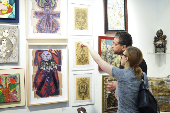 New York's Outsider Art Fair Releases Its 2015 Exhibitor List