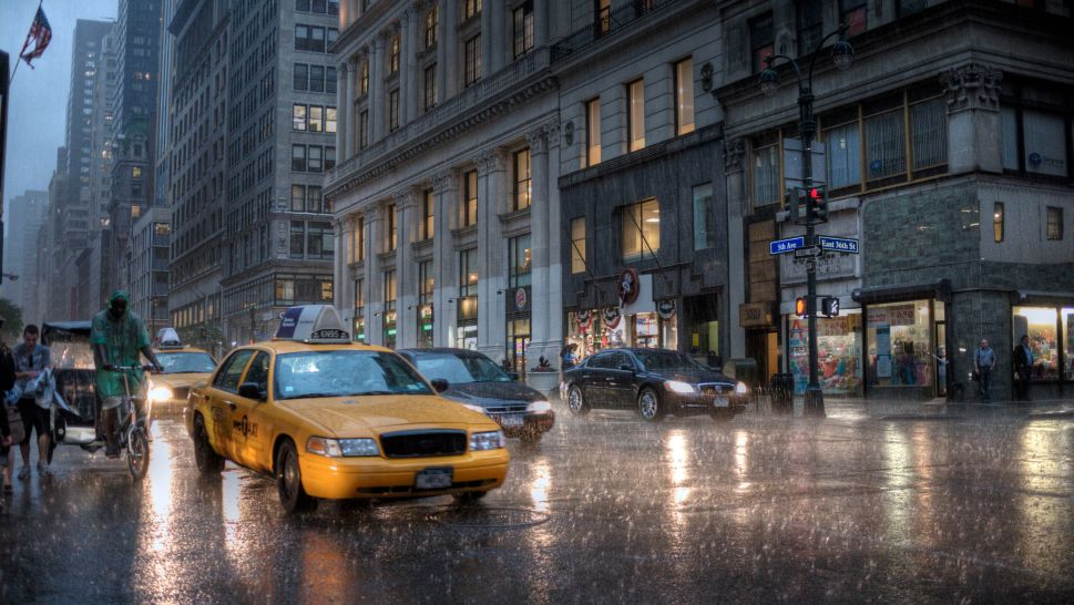 Can't Catch a Cab? Blame Economics