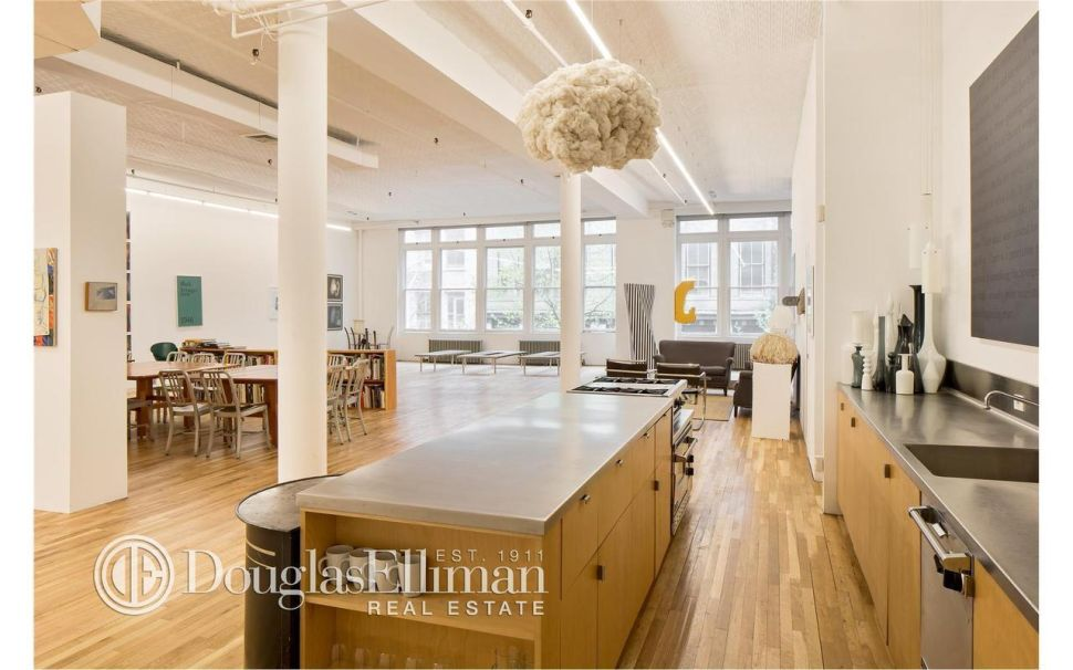 I Know Art and I Know What I Like: Collectors Drop Soho Loft for $6.3 M.