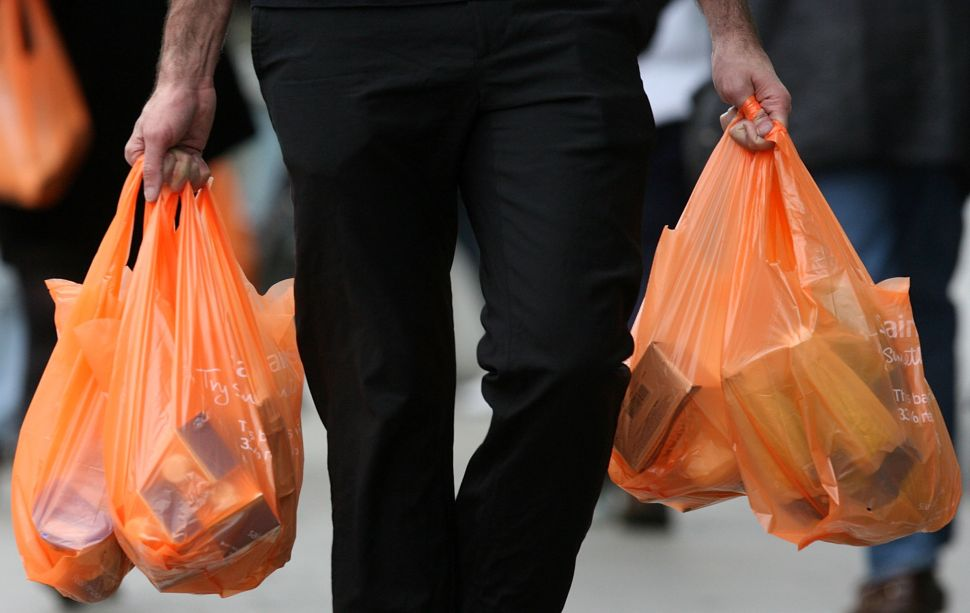 Bodegas: A Tax on Plastic Bags is Ineffective and Harmful