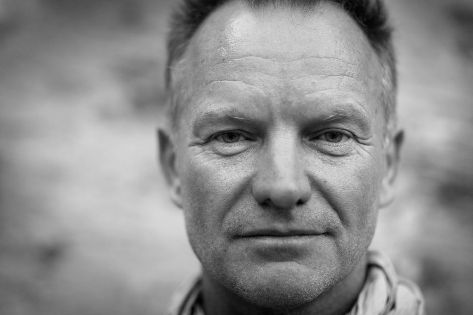 Why Sting Is Really Taking the Stage in 'Last Ship'