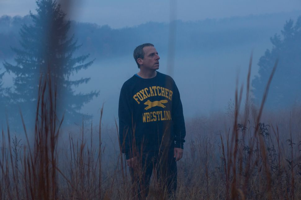 In 'Foxcatcher,' Steve Carell and Channing Tatum Give Performances of a Lifetime