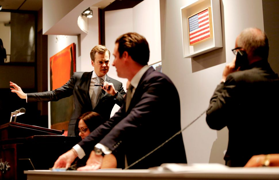 As Sotheby's Profit Slips in 2nd Quarter, It Signals Changes to Target the .0001%