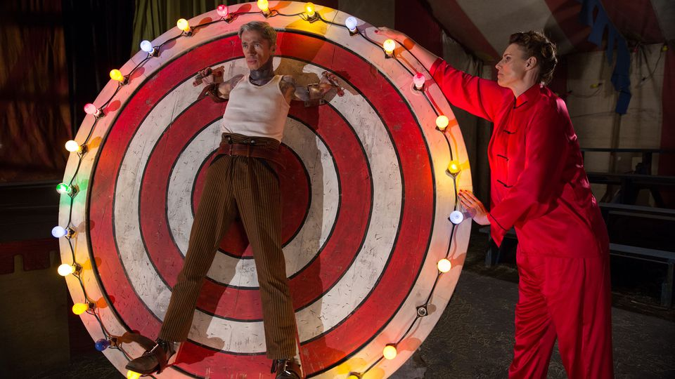 'American Horror Story: Freak Show' 4×6 Recap: 'Wheel of Fate'