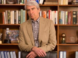 Sam Waterson in The Newsroom.