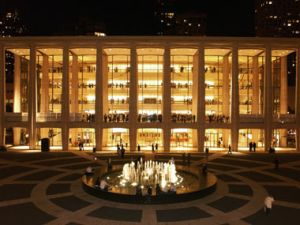 Avery Fisher Hall...for a little while longer.