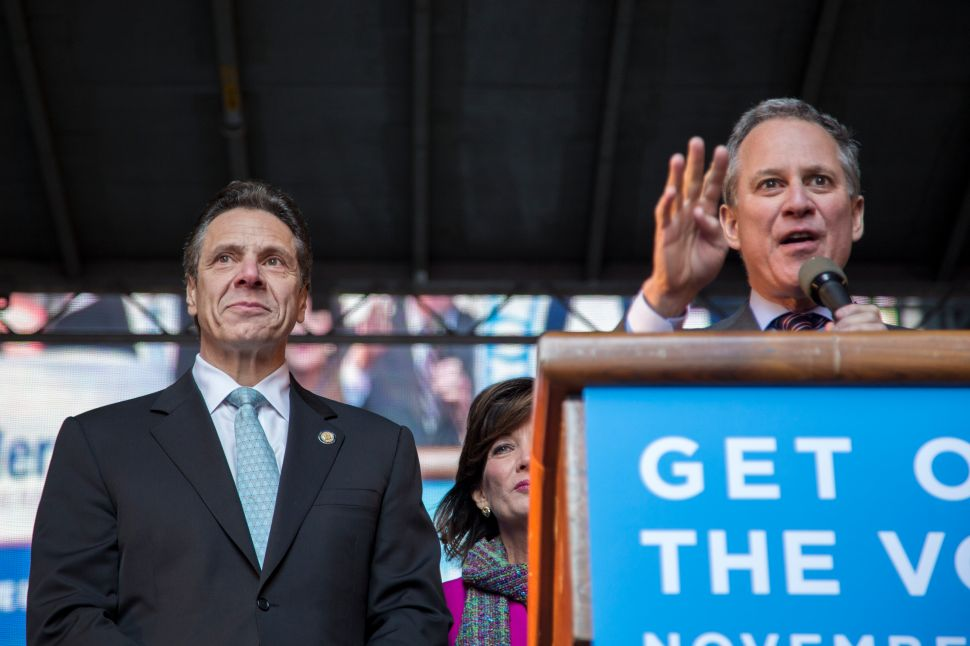 Eric Schneiderman Wants to Investigate Future Eric Garner-Like Cases