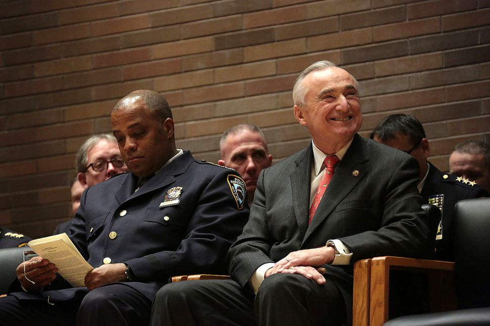 Banks Says He and Bratton Couldn't Bridge Gap on Deputy Commissioner Job