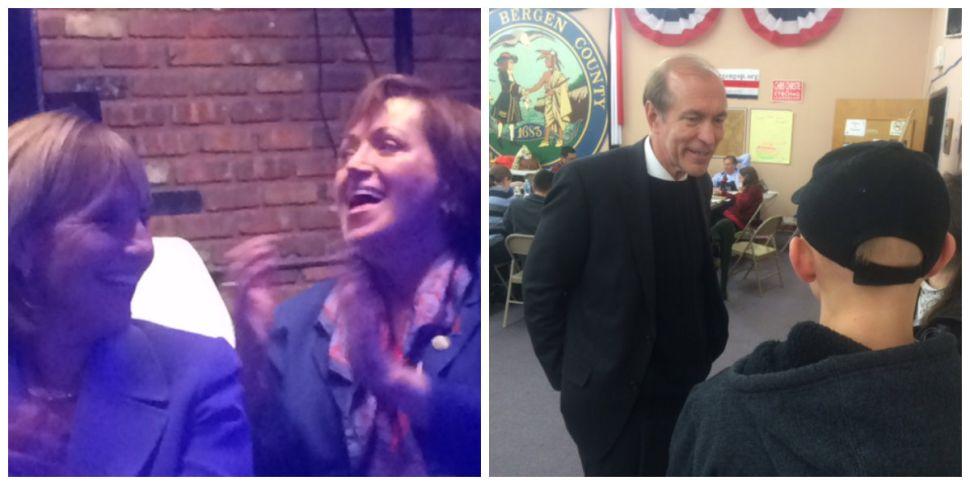 Bergen battle stations: Donovan, Garrett and Guadagno lead last-minute GOP campaign flurry