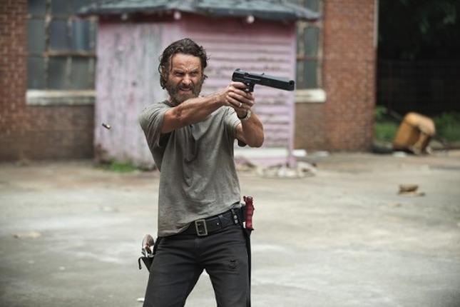 'The Walking Dead' Recapped for a Zombie, 5×7: Crossed