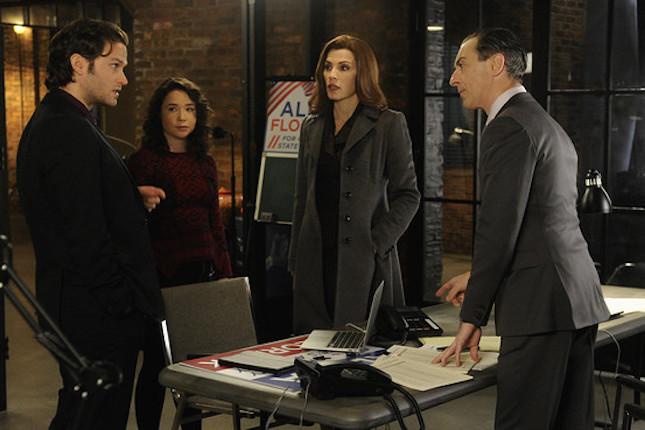 'The Good Wife' Season 6 Winter Finale Recap: Pancakes, Not Drinks
