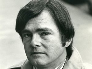 Mr. Brodeur, in 1974, three years before he published his seminal book <em>The Zapping of American</em>.