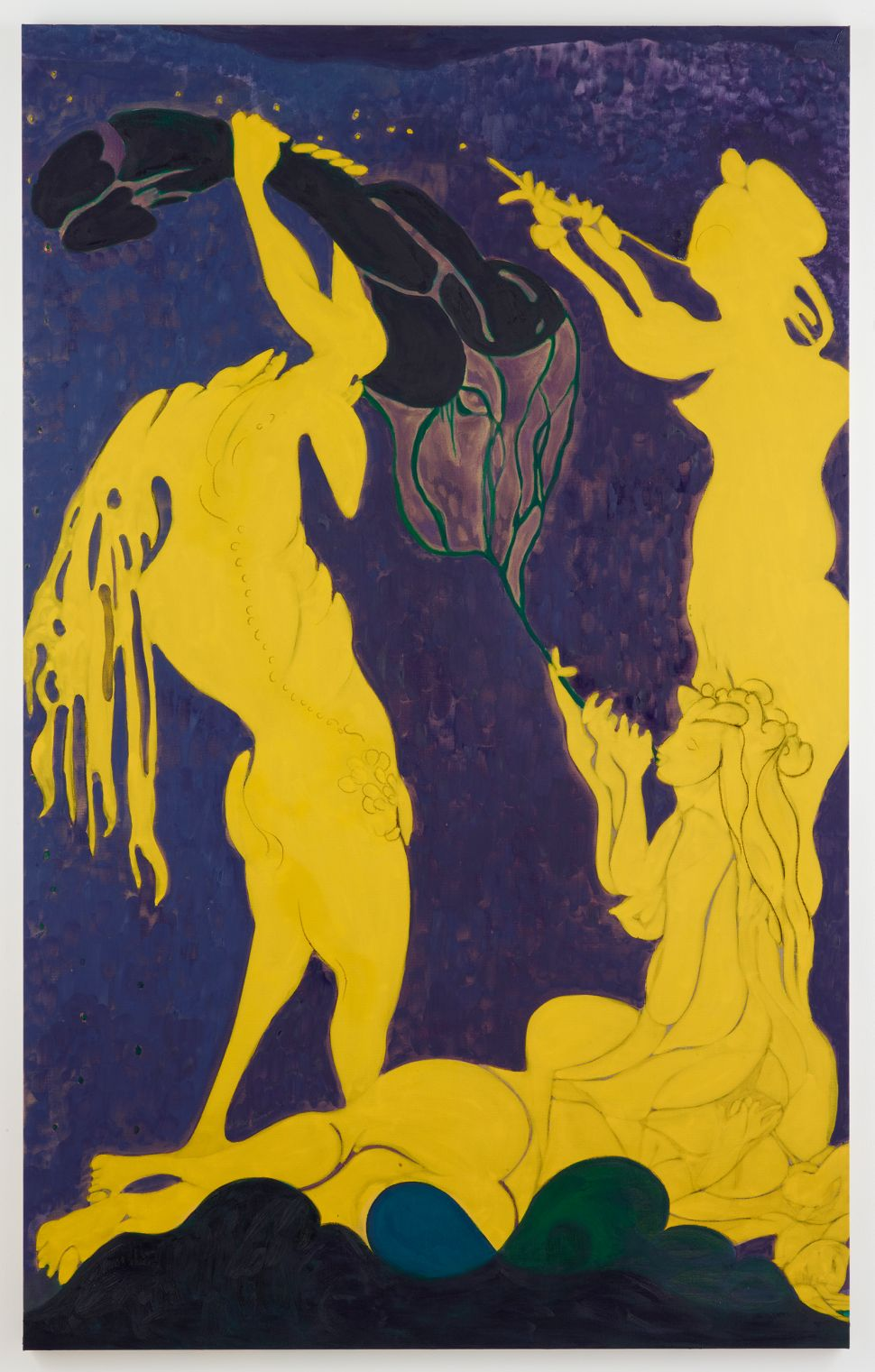 The New Museum Extends 'Chris Ofili: Night and Day' Through February 1