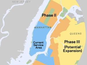 The expansion map.