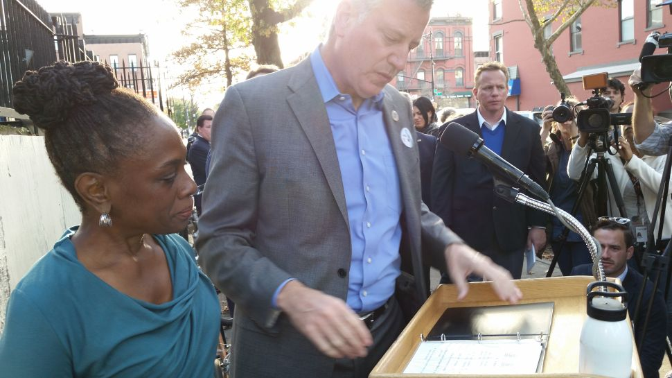 McCray 'Didn't Even Think Those Things' NY Post Reports She Said About Bratton