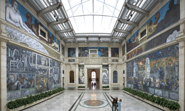 Detroit Institute of Arts' Holdings SAFE as Judge Rules in Favor of 'Grand Bargain'