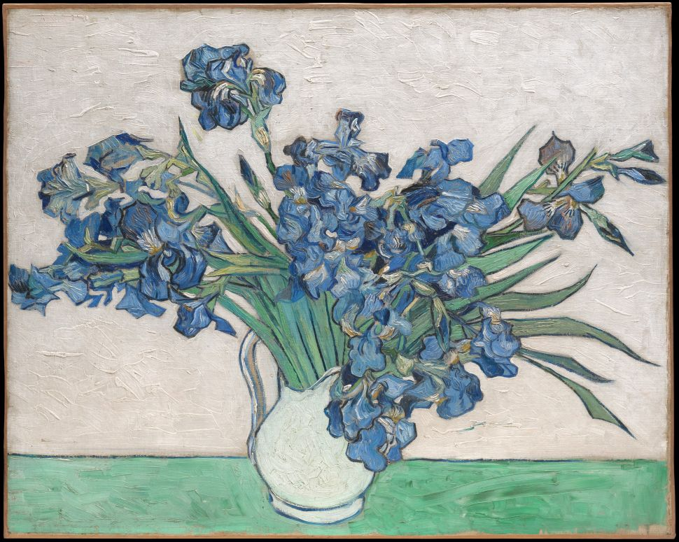 The Met Will Reunite Van Gogh's 'Irises' and 'Roses' Series With a Spring 2015 Show