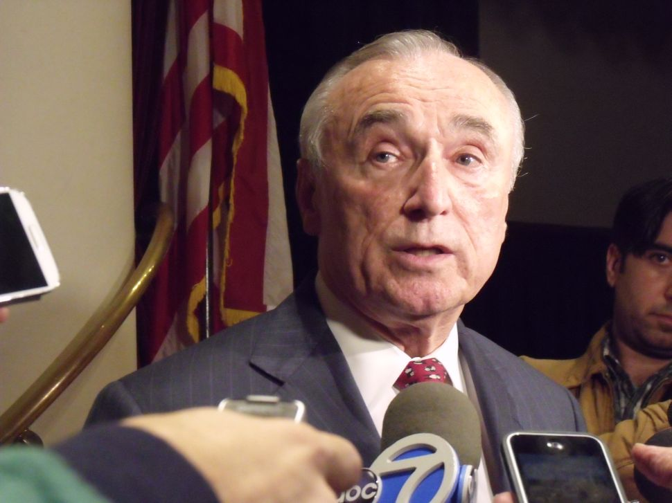 Bill Bratton: City Council NYPD Reform Bills Are 'Overkill'