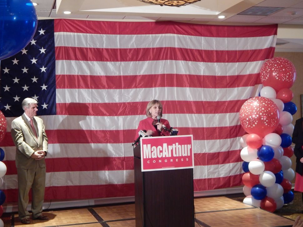 Guadagno on Bergen Exec's race: 'A real disappointment'