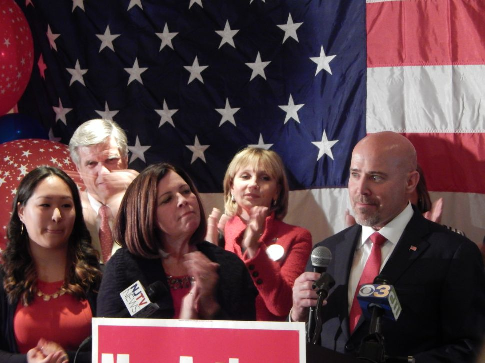 MacArthur clinches it in CD3; Ocean County Republicans rejoice