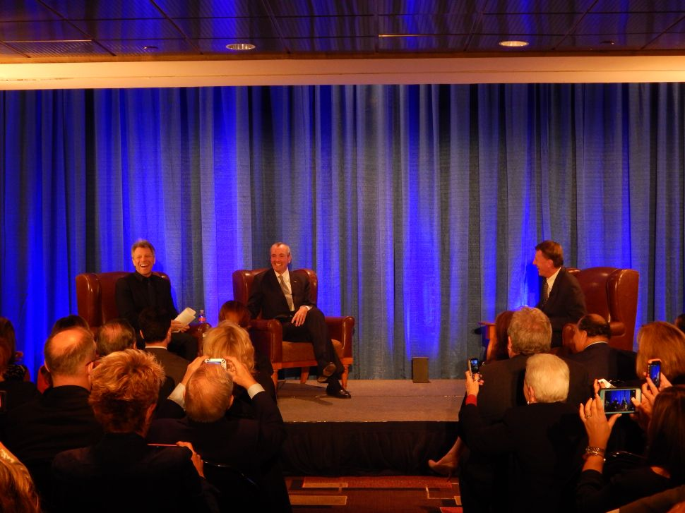 At signature A.C. event, Murphy teams up with Bon Jovi to talk middle class