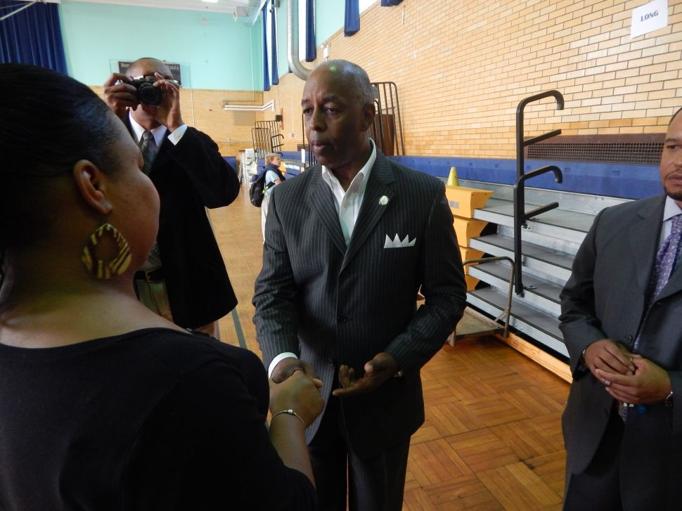 Jackson wants Frisby to run in LD15, but Muoio also a 'great' candidate