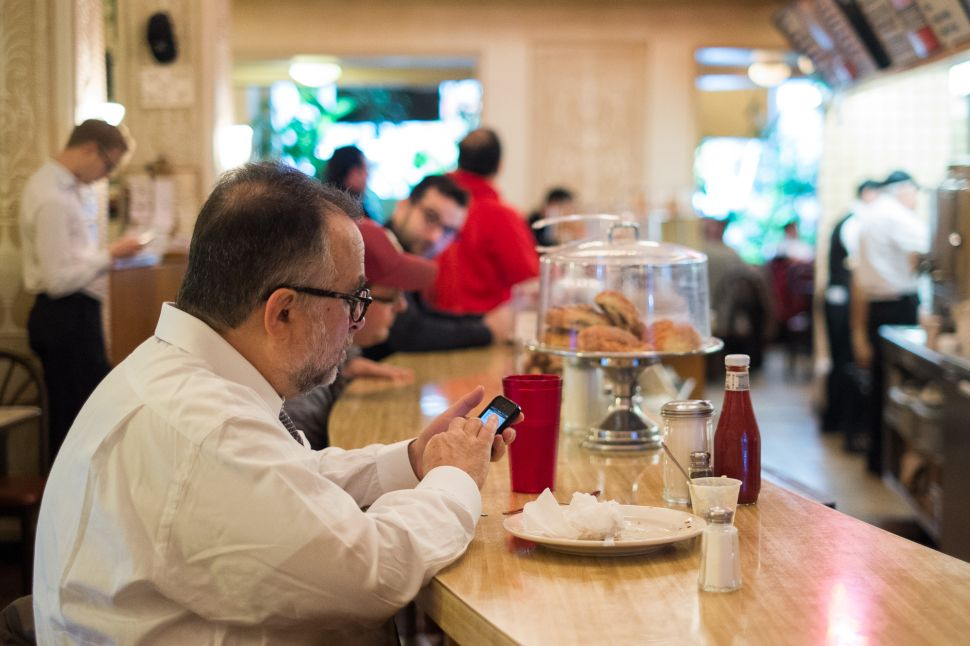 Are New York Diners a Dying Breed?