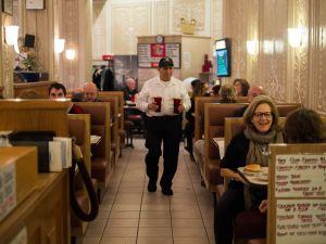 Café Edison(Photo credit: Julius Motal/New York Observer).
