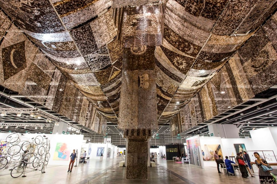 Behold! Here is the Exhibitor List for Art Basel Hong Kong 2015