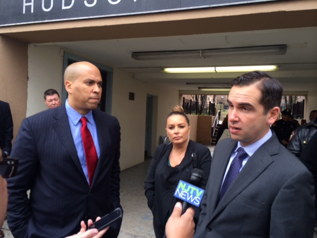 Booker, Fulop react to no indictment in Ferguson fatal shooting