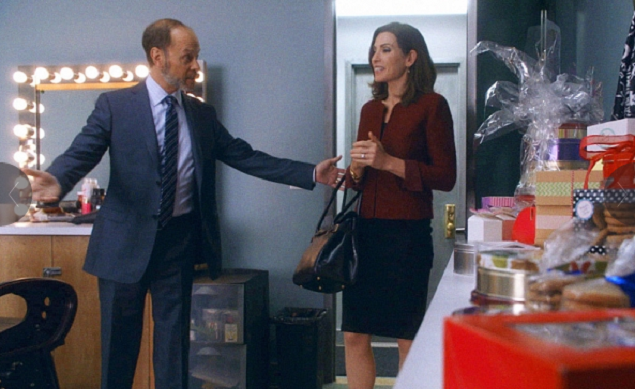 'The Good Wife' Recap 6×7: Boom Goes the Dynamite