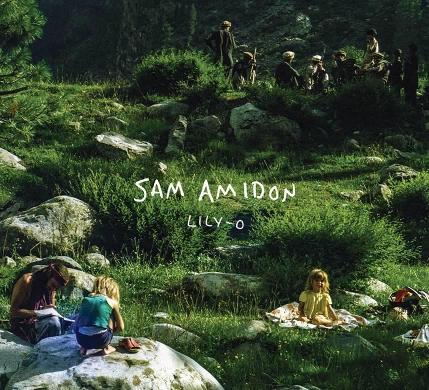 Sam Amidon's New Weird America