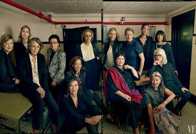 Art World Abstracts: Annie Leibovitz Shoots the Prima Female Dealers, and More!