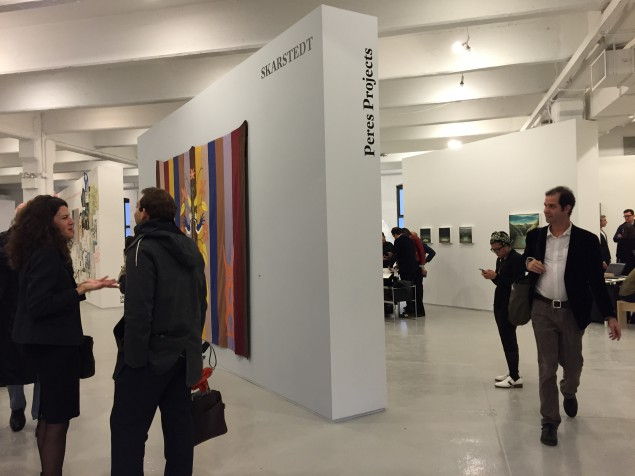 The Chillest Art Fair Out There: Independent Projects Sets a Laid-Back Pace