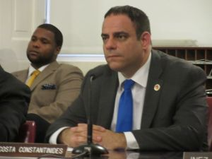 Queens Councilman Costa Constantinides (Photo: Will Bredderman).