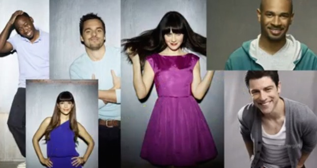 'New Girl' Boasts New Intro: Everyone Freaks Out (Video)