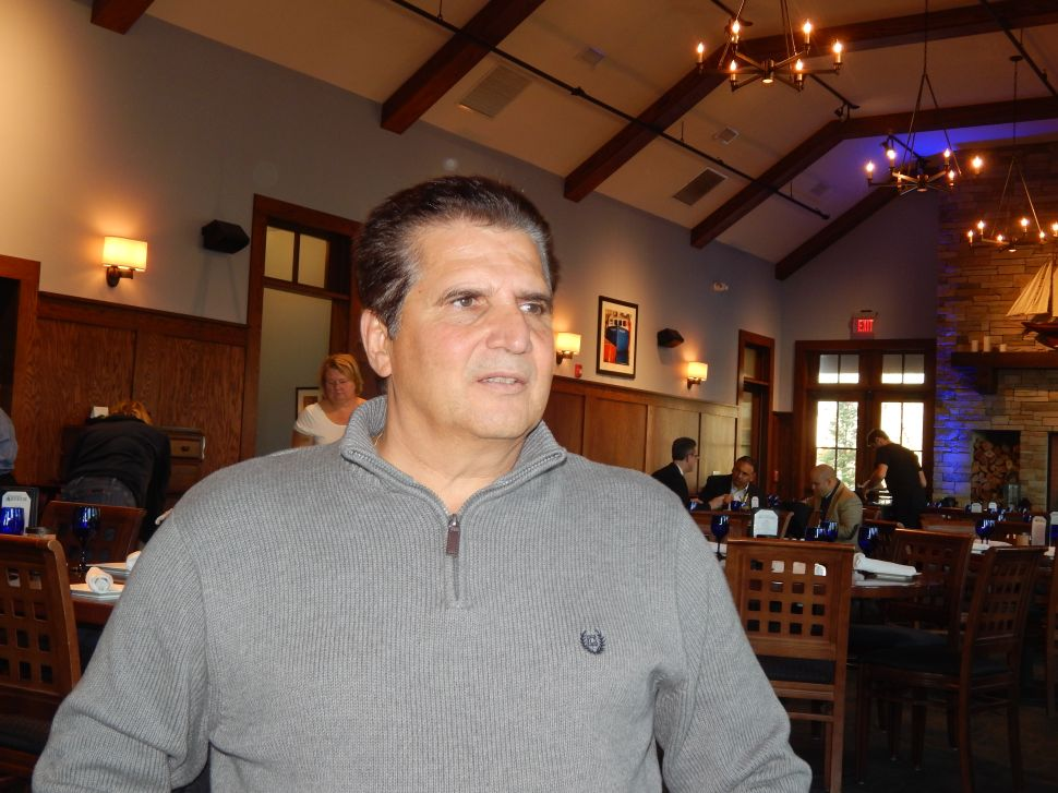 DiVincenzo wants a casino in the City of Newark