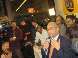 Queens State Senator Jose Peralta.