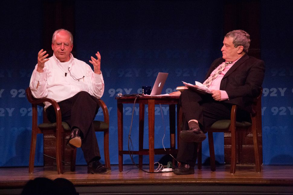 Out of South Africa: William Kentridge Talks Post-Apartheid Art at the 92nd Street Y
