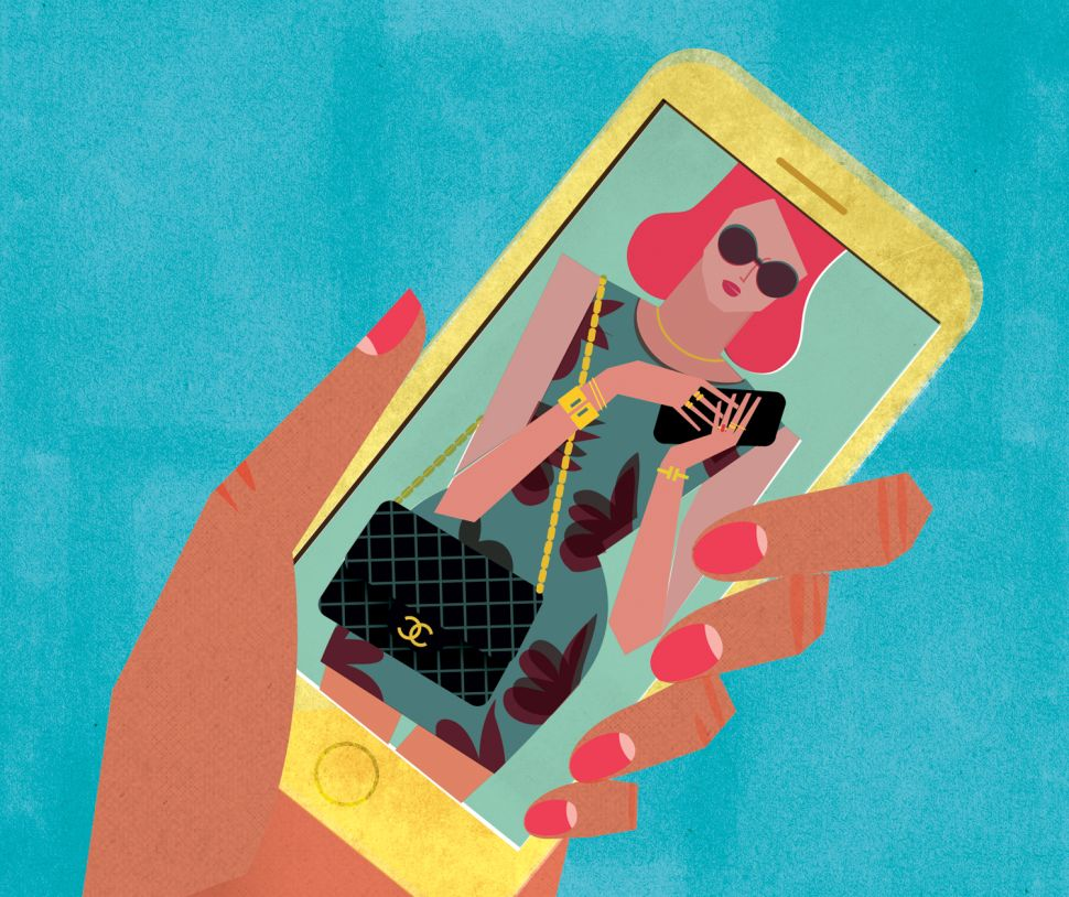 The Wealfie: Like a Selfie, But Richer and More Irritating