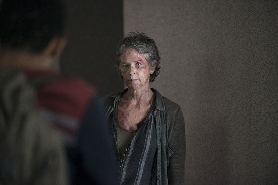 'The Walking Dead' 5×6: Consumed