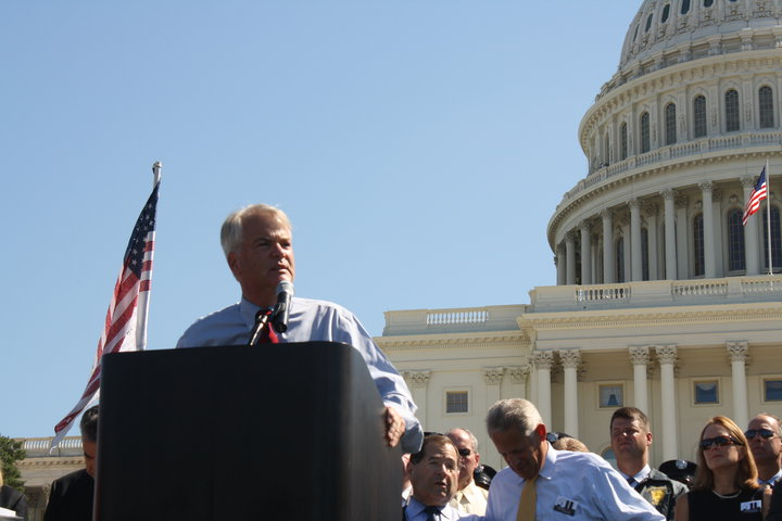 Democrats to Nominate Former Staten Island Congressman Michael McMahon for DA