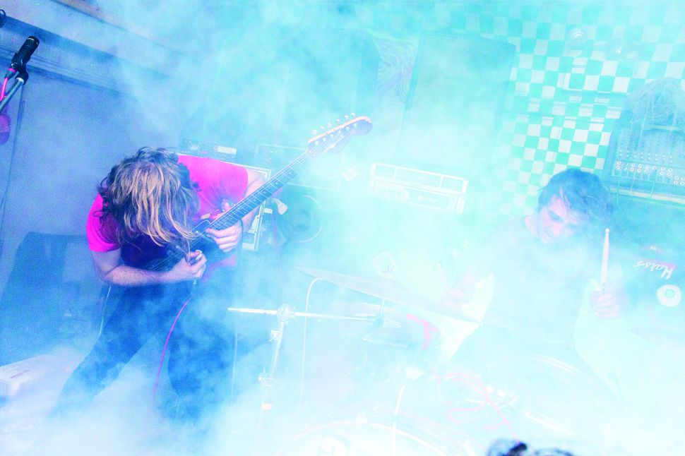A Place To Bury Strangers Tops List of Bands to Watch From New York's Underground