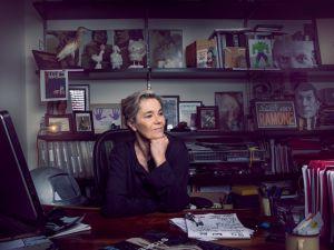 Nadine Johnson (Photo: Adam Jones/For New York Observer)