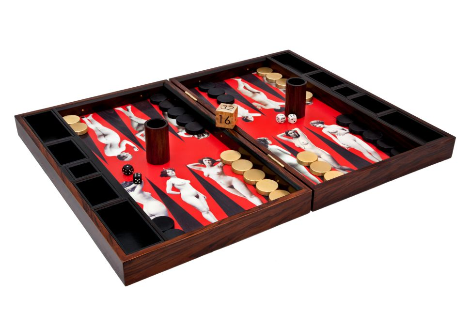 Observer Selects: Customise A Backgammon Board For A Billionaire Gift