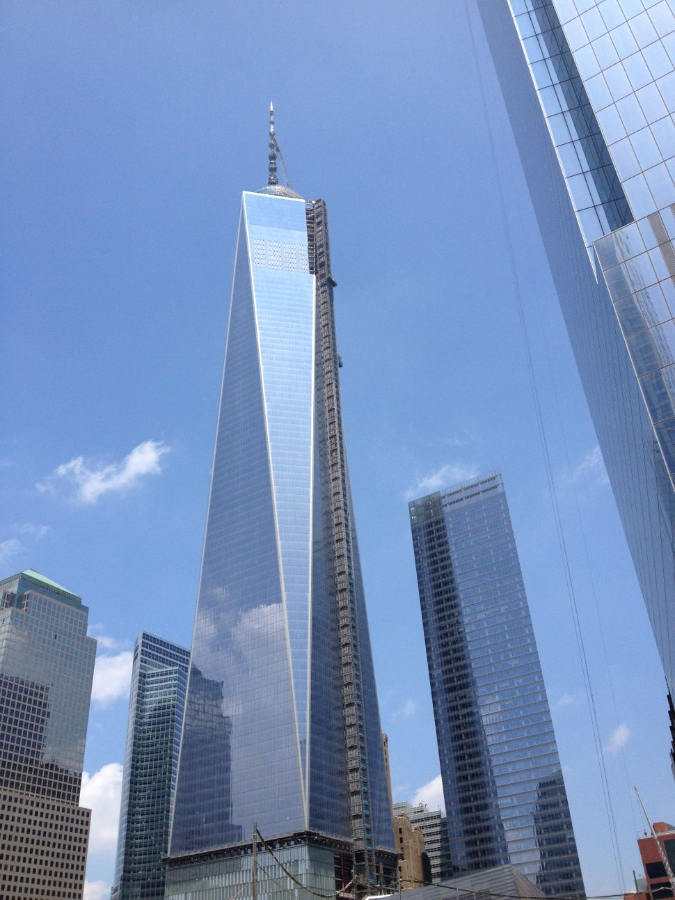 On the Market: Conde Nast's Reduced Circumstances at 1WTC; Where is Mitchell Silver?