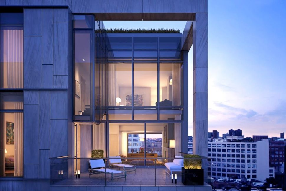 Van Damn! Soho Penthouse Enters Contract for a 'Very Compelling Price'